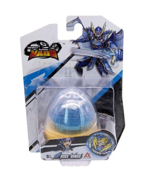 Купить Игровые наборы, Волчок Auldey Infinity Nado V серия Nado Egg Ares' Wings Крылья Ареса (YW634101)
