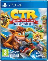 Игра Crash Team Racing (PS4, Английский язык)