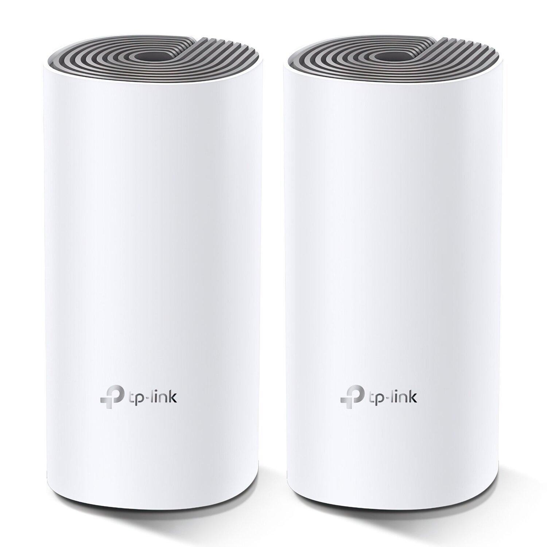 Бездротова система Wi-Fi TP-LINK DECO-E4-2-PACKфото1