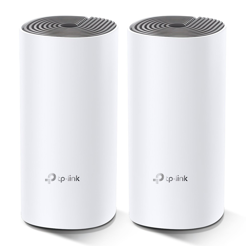 Бездротова система Wi-Fi TP-LINK DECO-E4-2-PACKфото