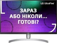 <p>Монітор 27'' LG UltraFine 27UL850-W</p>