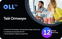 Сервисный пакет OLL.TV Оптимум 365