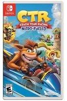 Игра Crash Team Racing (Nintendo Switch, Английский язык)