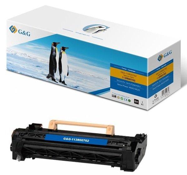 Купить Картриджи к лазерной технике, Драм Картридж лазерный G&G для Xerox Phaser 4600/4620, 80000 стр (G&G-113R00762)