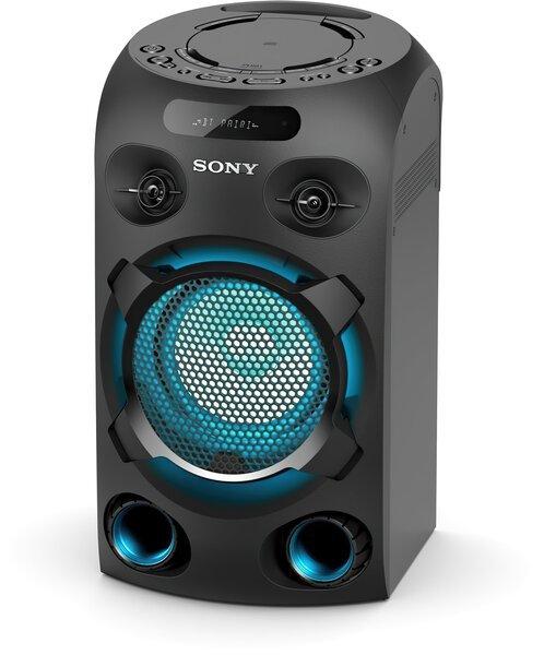 Купить Музыкальные центры и колонки, Акустическая система Sony MHC-V02 Black