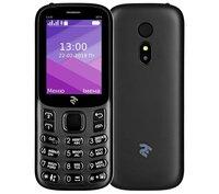 Мобільний телефон 2E E240 2019 DS Black