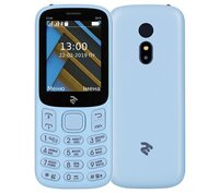 Мобильный телефон 2E E240 2019 DS City Blue