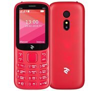 Мобільний телефон 2E E240 2019 DS Red