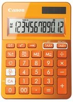Калькулятор Canon LS-123K Orange