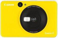 Фотокамера моментальной печати Canon ZOEMINI C CV123 Bumble Bee Yellow (3884C006)