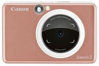 Фотокамера моментальной печати Canon ZOEMINI S ZV123 RG (3879C007)