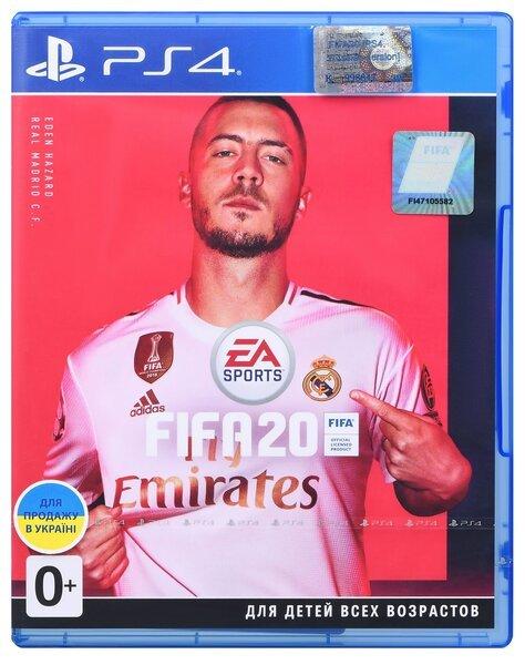 Купить Игры, Игра FIFA 2020 (PS4, Русская версия), Games