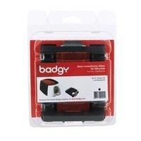 Монохромная лента для принтера Badgy100/200 (на 500 отпечатков)