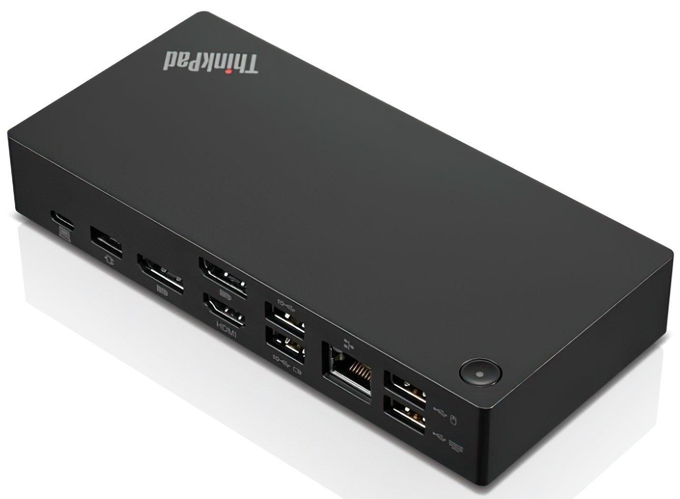 Док-станція Lenovo ThinkPad USB-C Doc Gen 2 фото1