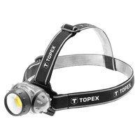Фонарь налобный Topex (94W391)