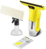 Пылесос для мытья окон Karcher WV 6 Plus yellow