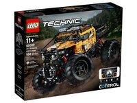 Конструктор LEGO Technic Экстремальный внедорожник 4X4 (42099)