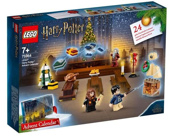 Конструктор LEGO Harry Potter Новогодний календарь LEGO® Harry Potter ™ (75964) фото 1