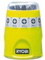 Набор бит Ryobi RAK10SD 10 ед.