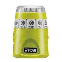 Набор бит Ryobi RAK10TSD 10 ед.
