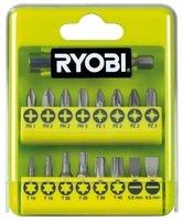 Набор бит Ryobi RAK17SD 17 ед.