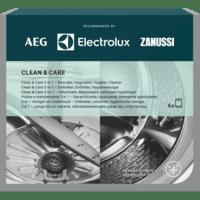 Набор Electrolux для чистки стиральных и посудомоечных машин M3GCP400
