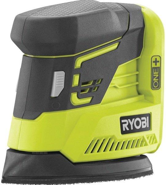 Купить Шлифмашины, Дельташлифовальная машина аккумуляторная Ryobi ONE+ R18PS-0 (без АКБ и ЗУ)