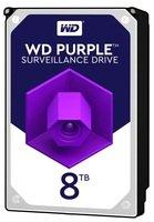 """Жесткий диск внутренний WD 3.5"""" SATA 3.0 8TB 7200 (WD82PURZ)"""