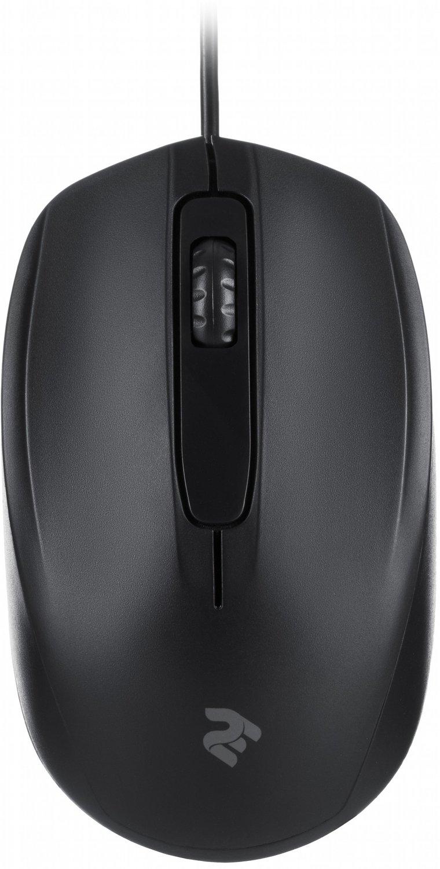 Миша 2Е MF140 USB Black (2E-MF140UB) фото1