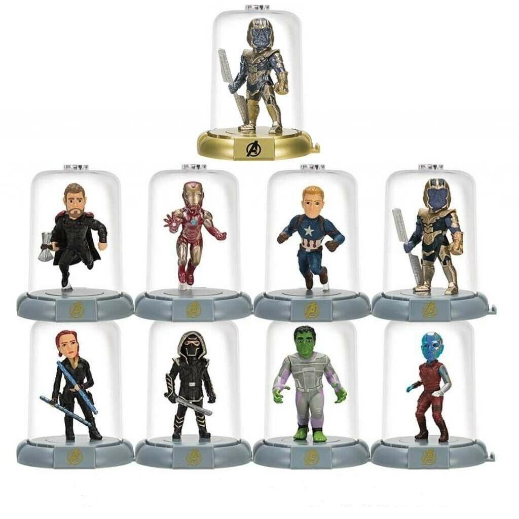 Коллекционная фигурка Jazwares Domez Collectible Figure Pack Marvel's Avengers 4, S1 (DMZ0182) фото