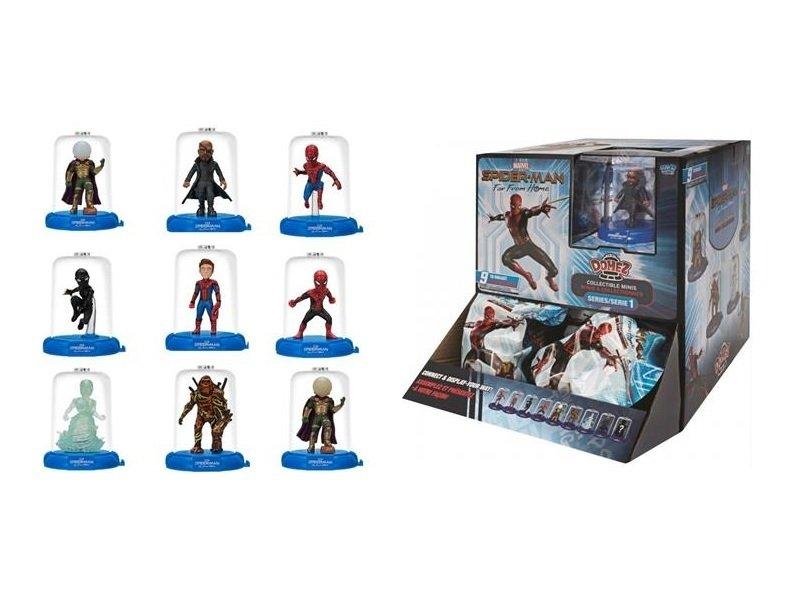 Коллекционная фигурка Jazwares Domez Collectible Figure Pack Marvel's Spider-Man Far From Home, S1 (DMZ0187) фото