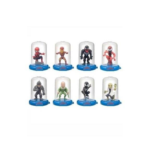 Коллекционная фигурка Jazwares Domez Collectible Figure Pack Marvel Spider-Man Classic, S1 (DMZ0030) фото