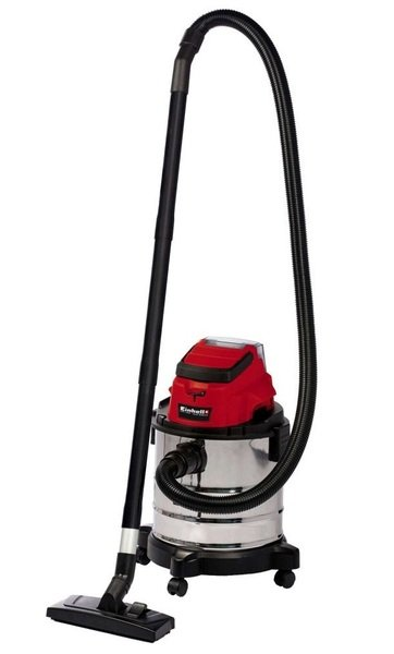 Купить Промышленные пылесосы, Промышленный аккумуляторный пылесос Einhell TC-VC 18/20 Li S - Solo