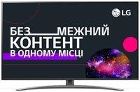 Телевізор LG 49SM9000PLA