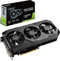 Відеокарта ASUS GeForce GTX1660 6GB GDDR5 TUF Gaming OC (TUF_3-GTX1660-O6G-GAMING)