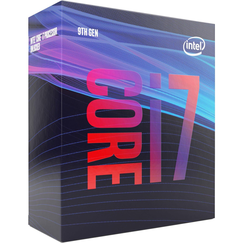 Процесор Intel Core i7-9700 8/8 3.0GHz 12M box (BX80684I79700) фото