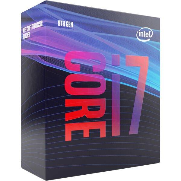 Купить Процессоры, Процессор Intel Core i7-9700 8/8 3.0GHz 12M box (BX80684I79700)