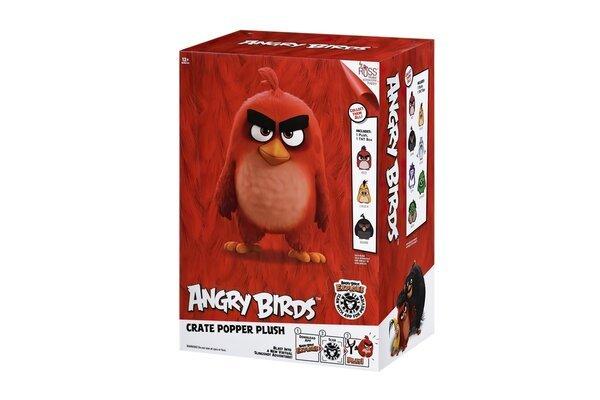 angry birds Мягкая игрушка-сюрприз Jazwares Angry Birds ANB Blind Micro Plush в ассортименте (ANB0022)