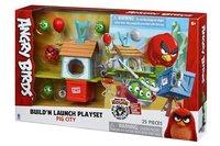 Ігрова фігурка Jazwares Angry Birds ANB Medium Playset (Pig City Build 'n Launch Playset) (ANB0015)