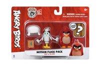 Игровая фигурка Jazwares Angry Birds ANB Mission Flock Ред и Сильвер (ANB0007)