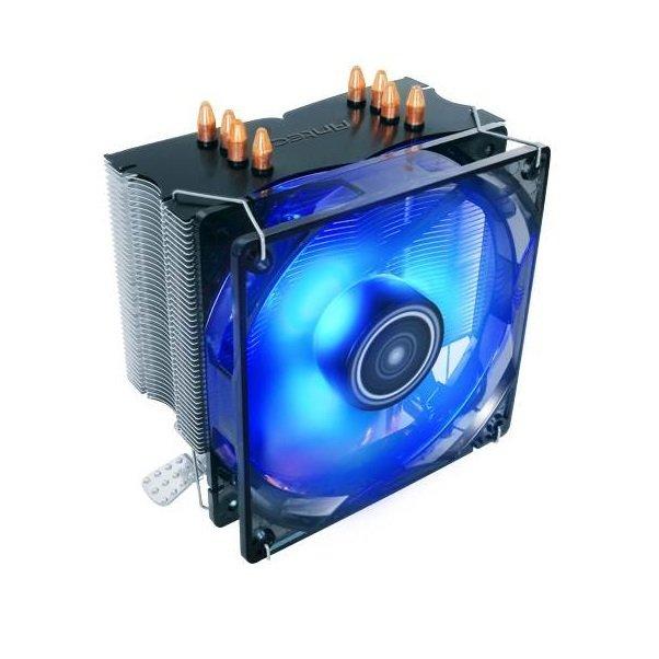 Процесорний кулер Antec C400 Blue LED (0-761345-10920-8) фото