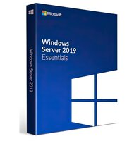 ПО Microsoft Windows Svr Essentials 2019 64Bit Russian DVD 1-2CPU (G3S-01308)