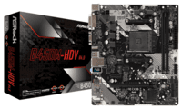 Материнcька плата ASRock B450M-HDV R4.0