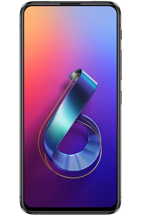Смартфон Asus ZenFone 6 (ZS630KL-2A002EU) DS Black фото 1