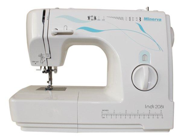 Купить Швейные машинки, Швейная машина МINERVA M-INDI208I, MINERVA