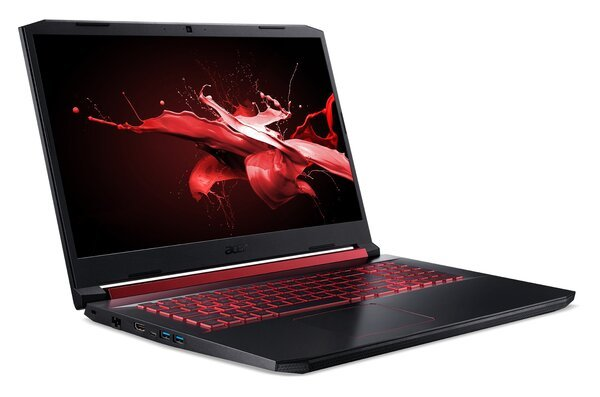 Купить Ноутбуки, Ноутбук ACER Nitro 5 AN517-51 (NH.Q5DEU.025)