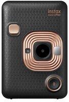 Фотокамера миттєвого друку Fujifilm INSTAX Mini LiPlay Elegant Black (16631801)