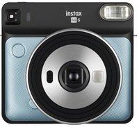 Фотокамера моментальной печати Fujifilm INSTAX SQ 6 Aqua Blue (16608646)