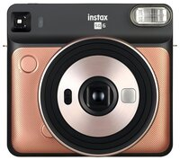 Фотокамера моментальной печати Fujifilm INSTAX SQ 6 Blush Gold (16581408)