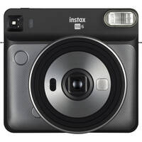 Фотокамера моментальной печати Fujifilm INSTAX SQ 6 Graphite Gray (16581410)